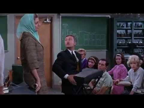 Nutty Professor 1963, Original version- Best Scenes (part 4)