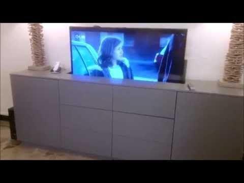 meuble tv motorise ikea apatapela