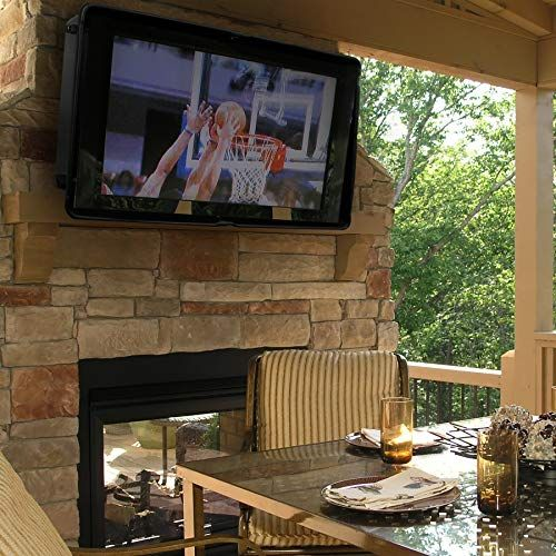 How To Boost Your Outdoor Tv Signal Outdoor Tv Outdoor Tv Covers Outdoor Tv Enclosure