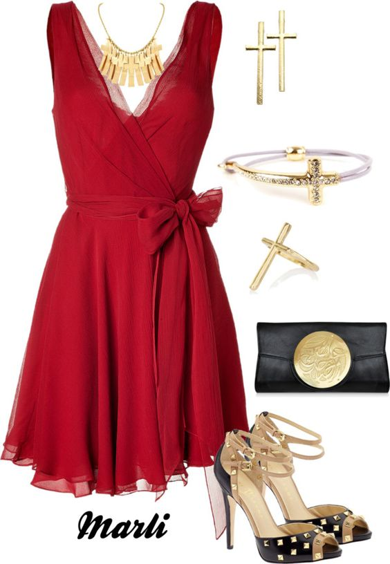 """Sin título #2630"" by marlilu on Polyvore"