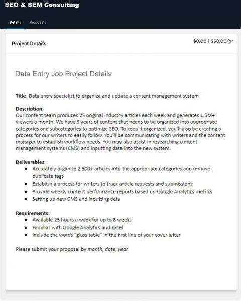 Data Entry Cover Letter Data Entry Data Entry Jobs Data Entry Projects