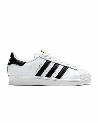 Adidas Originals Superstar, Chaussures Sneaker Mixte Enfant – Blanc (ftwr White/core Black