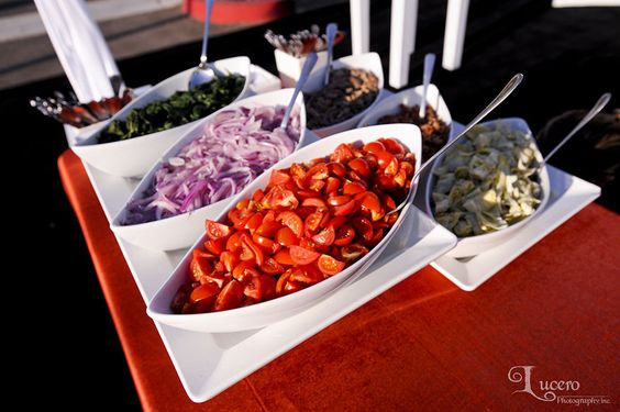 Delicious Wedding Food Gallery   Colette's Events