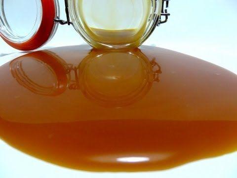 Receta: Sirope o topping de caramelo casero - Como el de McDonals - Vídeo tutorial (Paso a paso)