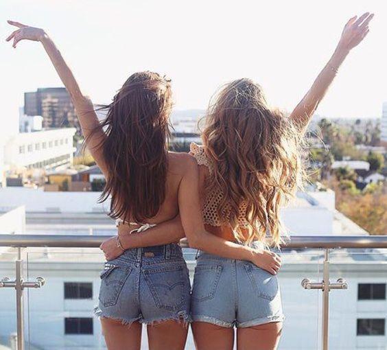fotos tumblr com amigas amizade