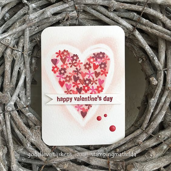 StampingMathilda: Happy Valentine\'s Day | Making cards 44 | Pinterest