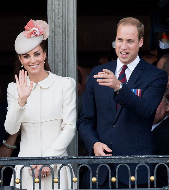 8/22/16*Kate Middleton and Prince William's Canada tour dates have been revealed by Kensington Palace