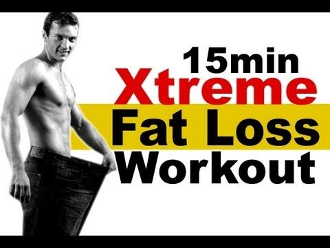 Cutting Edge Home Fat Loss Workout : Drop Fat in Just 15 minutes