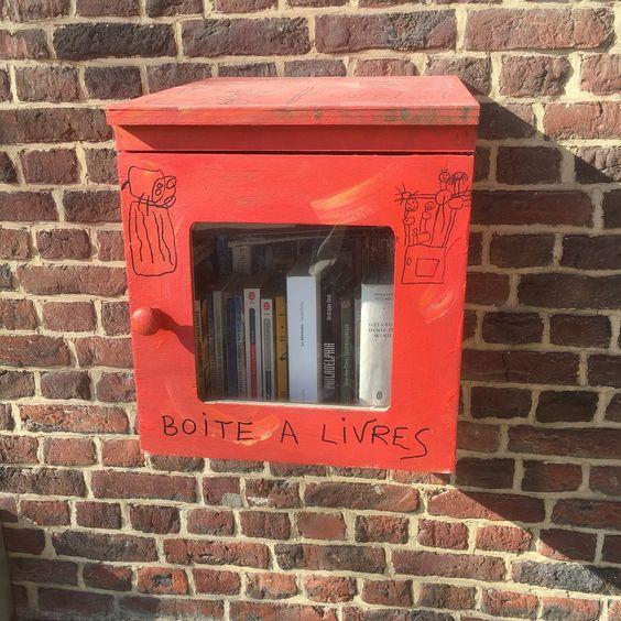 Boîtes à livres Beauvechain 3