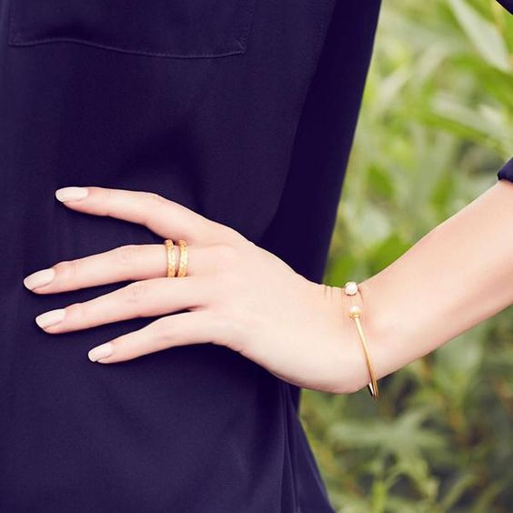 Penelope Bangle by Julie Vos, bu lie Vos Jewelry,    https://www.julievos.com/products/penelope-stacking-ring