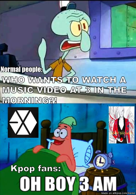 kpop  exo and memes on pinterest