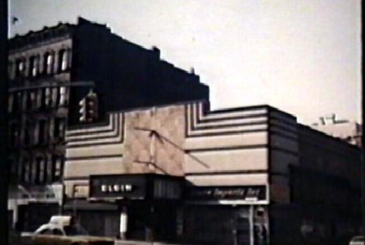Elgin Theater: Cult flick heaven.