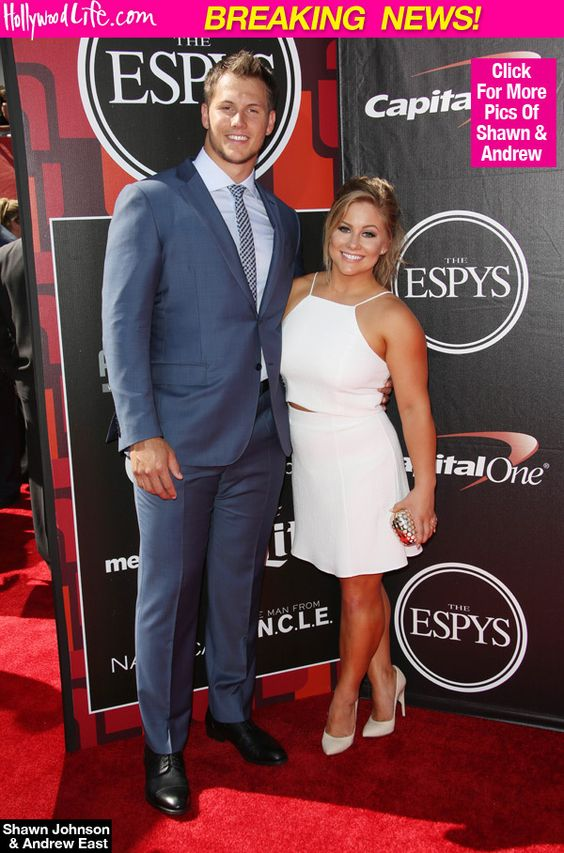Shawn Johnson Marries Fiance Andrew East In Nashville — Congrats