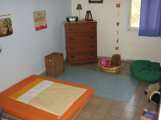 Prepared environment - My son's Montessori bedroom by My Child's Diary, via Flickr