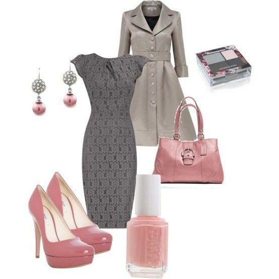 Farb-und Stilberatung mit www.farben-reich.com - Grey & pink