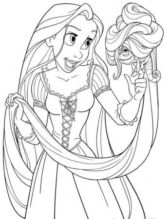 Ausmalbilder Rapuzel Rapunzel Ausmalbilder Rapunzel Malvorlagen Painting Coloringpages Colori Disney Prinzessin Malvorlagen Disney Malvorlagen Malvorlagen