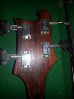 Rickenbacker Model 4001 LH 768 = Herstellung im August 1972 in Bayern - Traunstein | Musikinstrumente und Zubehör gebraucht kaufen | eBay Kleinanzeigen