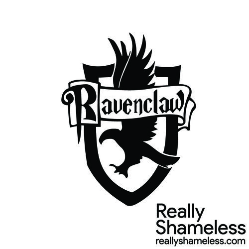 Ravenclaw Drawn By Kerby Rosanes Colored By Emibeth Harry Potter Ravenclaw Harry Potter Sorting Hat Ravenclaw Logo