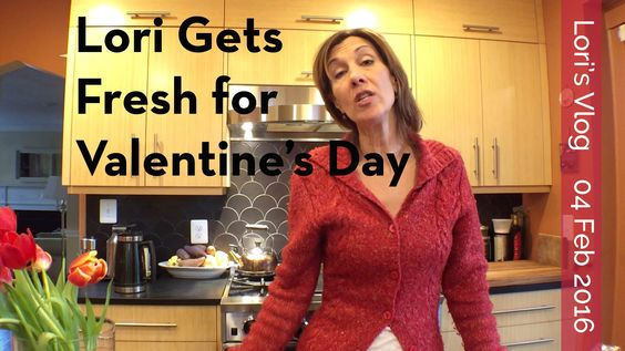 Lori Gets Fresh for Valentine's Day