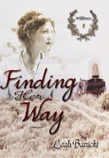 Finding Her Way (Wildflowers) by Leah Banicki  #FindingHerWayWildflowers  In 1848, women can expect a few bumps along the Oregon Trail. Corinne Temple, age seventeen, has a few ridiculous challenges to face outside the river crossings, snakes, Indians, accidental gunshots and finding enough privacy to be clean along the grimy trail...  http://www.faithfulreads.com/2013/12/tuesdays-christian-kindle-books-late_10.html