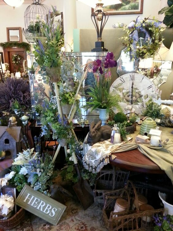 House of design flowers