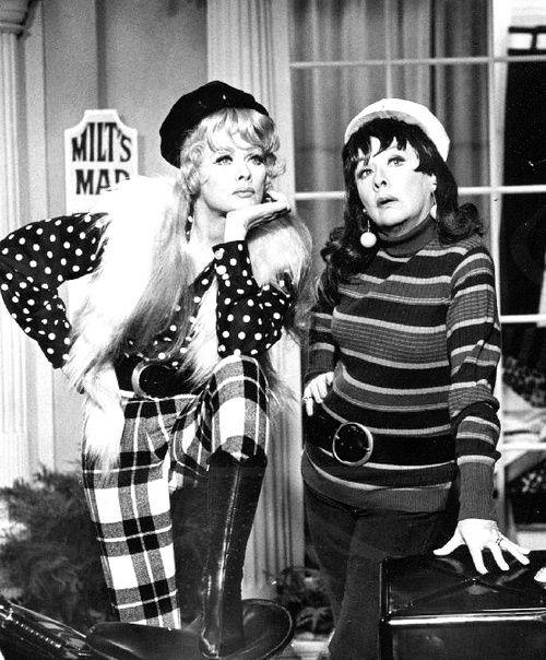 ivian Vance #The Lucy Show #1960's