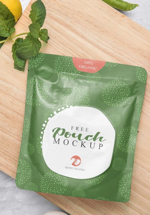 Download Sealed Sachet Mockup Free Psd Zippypixels Pouch Packaging Design Mockup Free Mockup Free Psd