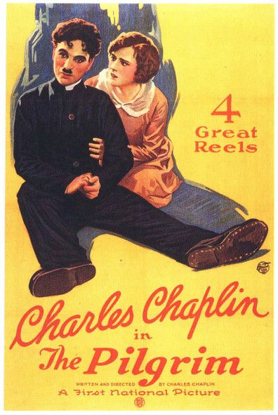 Charlot (Charles Chaplin) logra fugarse de la cárcel y en la huída roba los hábitos de un pastor, vestido de tal manera que al llegar a un pueblo los habitantes lo confunden con el párroco al que e…