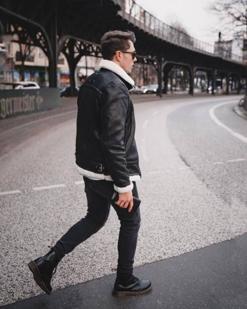 Dr martens outfit, Mens outfits, Boots