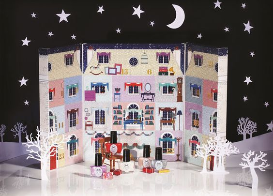 Beauty advent calendars: 10 of the best for Christmas 2014