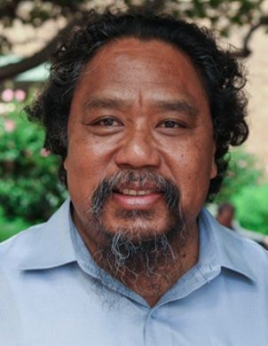 Martin Nakata is the first Torres Strait Islander to receive a PhD in Australia. His father is Japanese and his mother is an Aboriginal Australian.