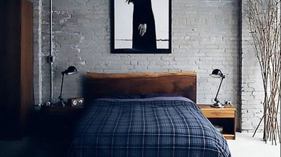 13x inspiratie voor de ultieme mannelijke slaapkamer