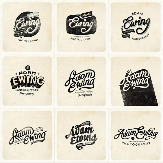 Imágen Corporativa para Adam Ewing Advertising and editorial Photography | Alex Ramon Mas | Disseny Gràfic Barcelona