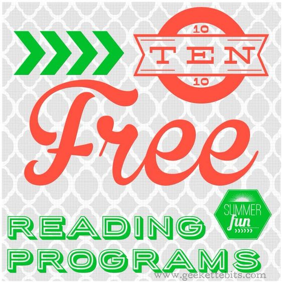 10 FREE reading programs for the summer including San Antonio ...