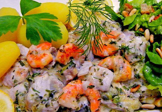 Altenessener Fischragout (Rezept mit Bild) von Schwalbe | Chefkoch.de