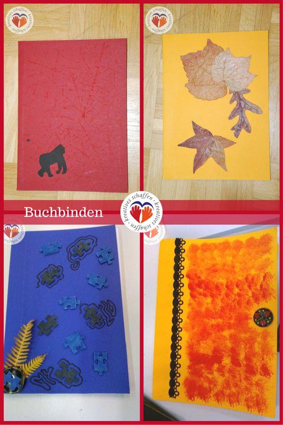 Selbstgebundenes Buch  #basteln #tutorial #buchbinden #anleitung #kurs #selbstgemacht #DIY #kreativ #Kreativität #anfänger #notizbuch #papiergestaltung #Fadenheftung http://www.kreativesbuchbinden.at