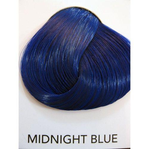midnight blue hair dye in black hair permanent | Hairstyles ... | Hair ...