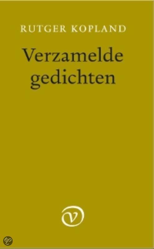 Verzamelde gedichten, Rutger Kopland