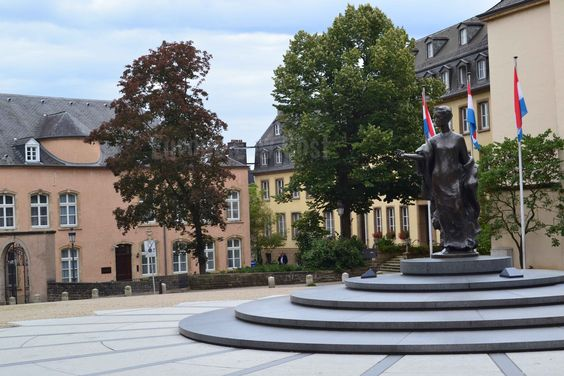 Plaza Luxemburgo