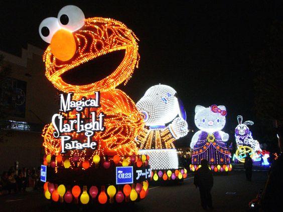 大阪・USJパレード