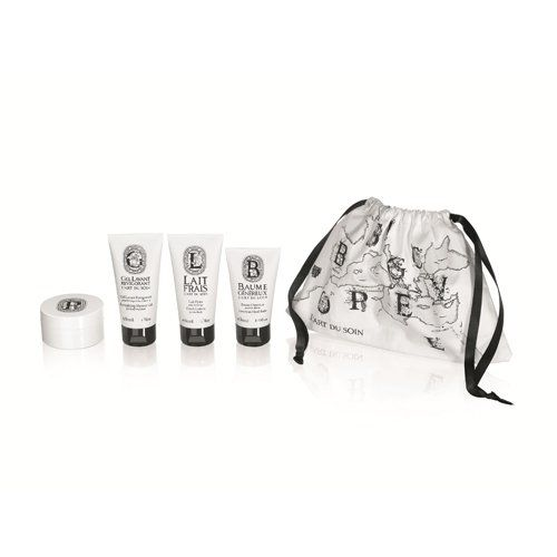 Diptyque - The Art of Body Care - Voyage Travel Collection *** Tried it! Love it! Click the image. : Travel Skincare