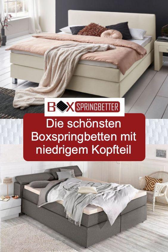 Bei Einem Schragdach Oder In Einem Kleinen Raum Ist Ein Boxspringbett Mit Boxspringbetten Ratgeber Bei Boxspringbett Bett Ideen Boxspringbett Bett