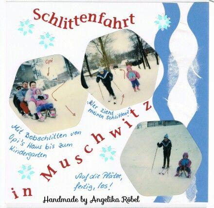 So viel Schnee  (Größe 12 x 12cm) Kinderalbum
