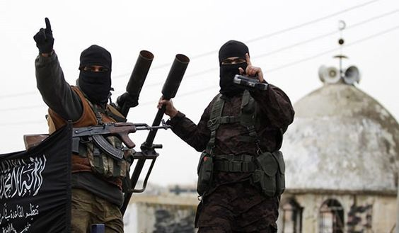 """Thousands of Saudi-Backed Terrorists Ready to Enter Syria via Border with Jordan........Let them come and get their """"come uppins"""" from SAA."""