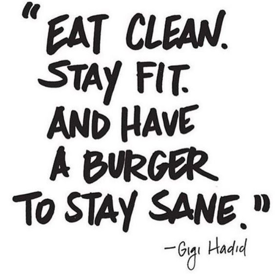 Everybody needs a burger sometimes! Just ask Julian Edelman!