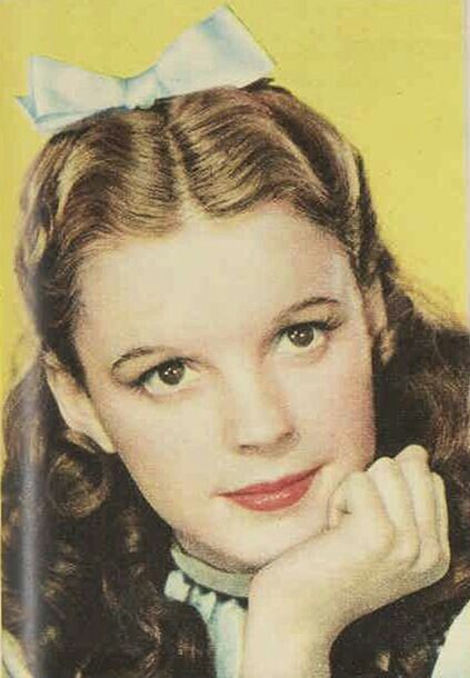 The wizard of oza judy garland as dorothy gale Dorothy gale