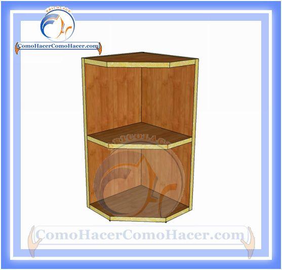 Esquinero De Cocina Plano Y Medidas Home Decor Furniture Decor