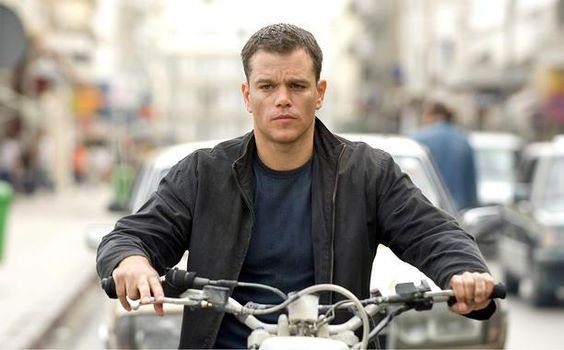 Matt Damon is officially back as Jason Bourne: http://ow.ly/RX2JP