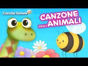 Canzone Degli Animali Altre Canzoncine Canzoni Per