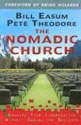 Seems long ago, my 2005 book- The Nomadic Church: Growing Your Congregation Without Owning the Building by Pete Theodore & Bill Easum http://www.amazon.com/dp/0687497000/ref=cm_sw_r_pi_dp_IyVlwb11ECA9T